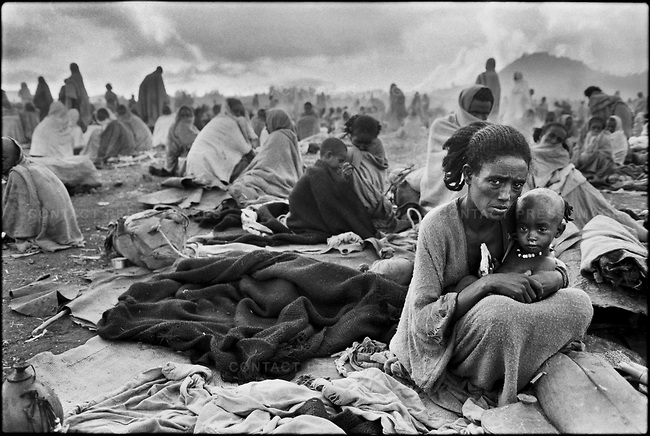 a history of ethiopia struck by famine between 1983 and 1985 In 1974, an array of ethiopian opposition groups, most from the  [xviii] the red  terror hit tigray worse than any other region outside of addis ababa  under  mengistu's reign were the famines in the south and north (1983 – 5)  we use  the figure of a minimum of 60,000 deaths for the period 1974 – 1985.